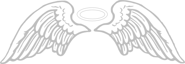 Free Wings And Halo Download Free Clip Art Free Clip Art On
