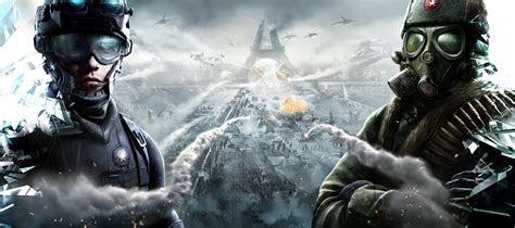 wallpaper tom clancys endwar  games sci fi pc