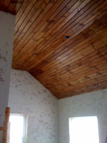 Wood Ceiling 101: How To Install Tongue & Groove Paneling ...