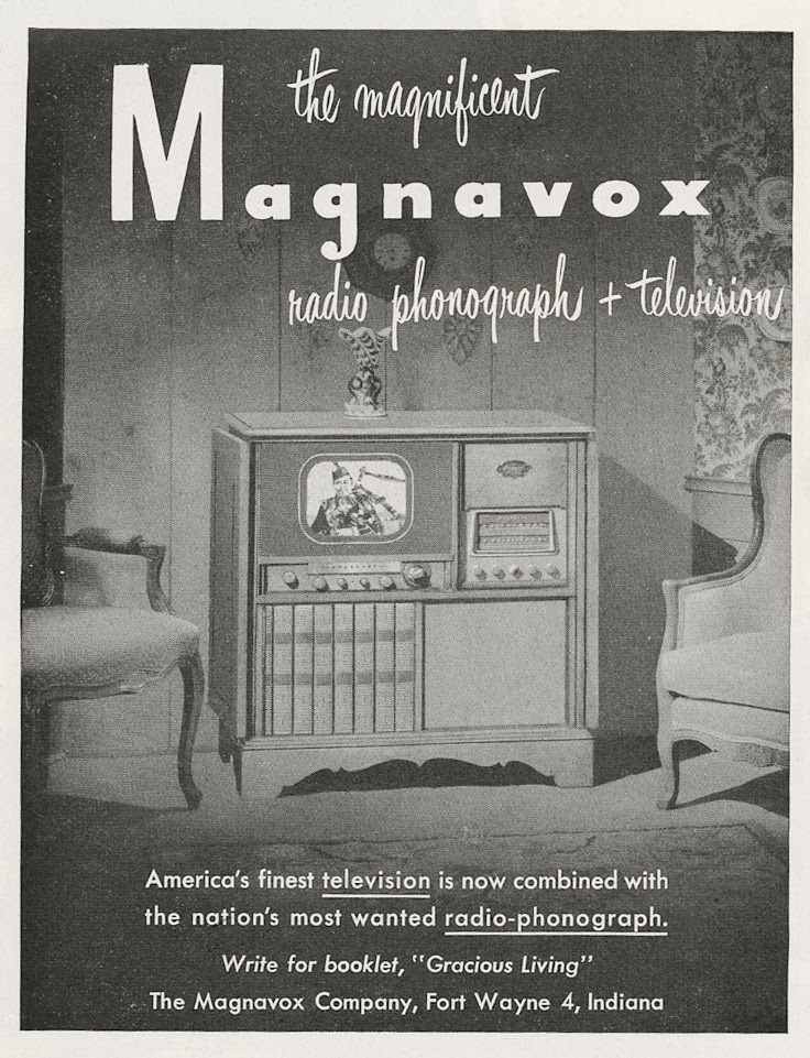 Magnavox 1949 tv_radio_tatteredandlost