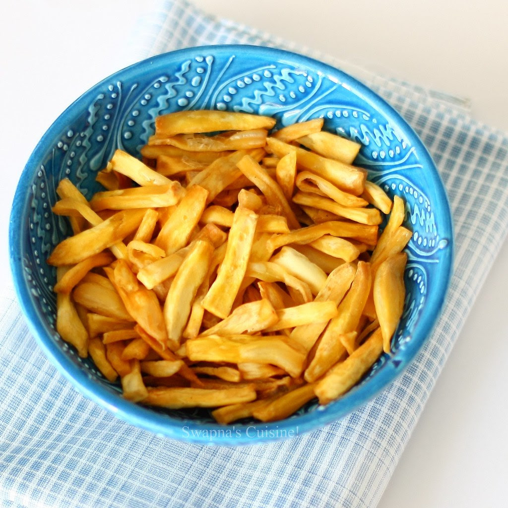 Chakka Upperi / Jackfruit Chips