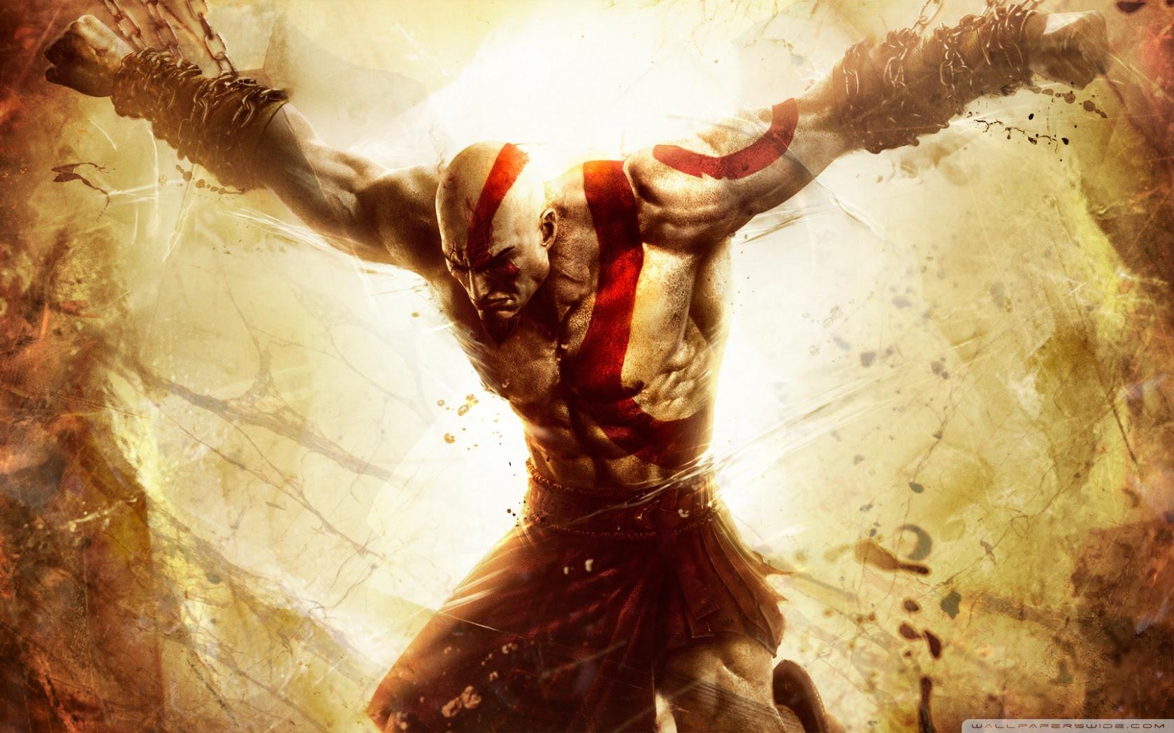 God Of War Ascension Ultra Hd Desktop Background Wallpaper For 4k