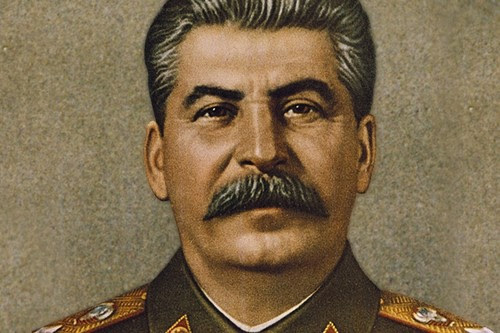 Influential Leaders of Europe-Stalin