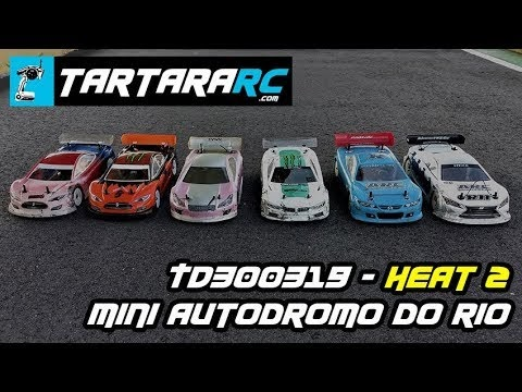 Vídeo: Heat 2 - TD300319 mini autódromo do Rio