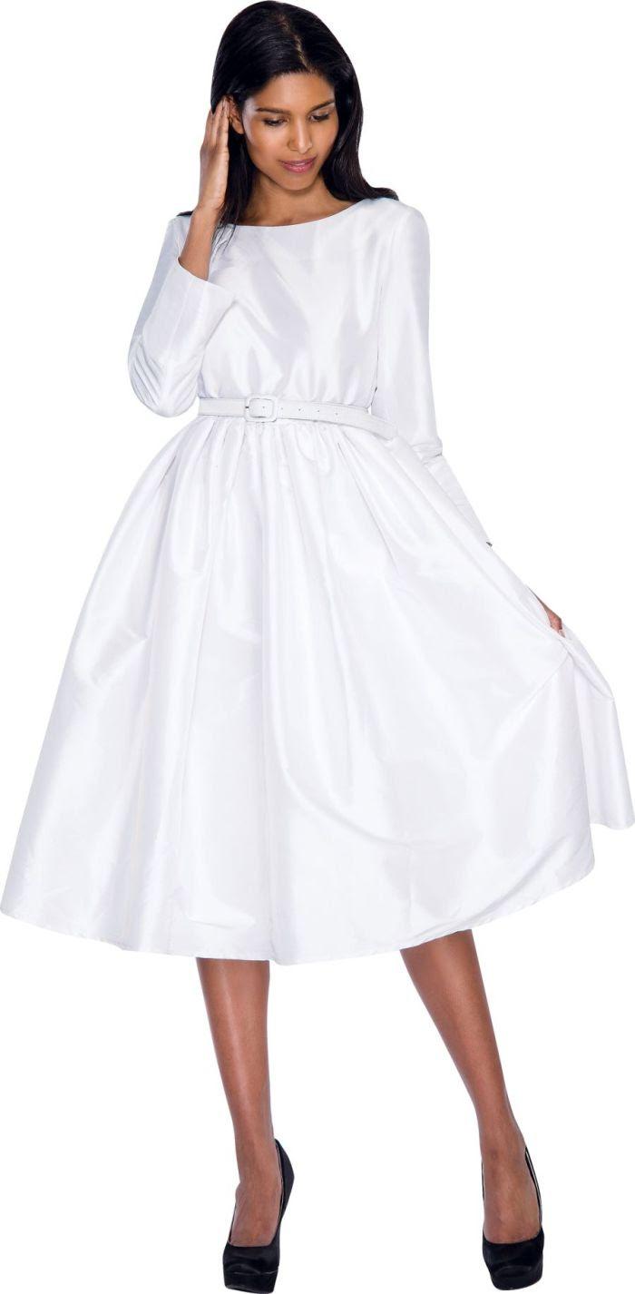 DN5871 Nubiano Church Dress F16