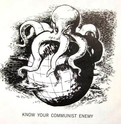 """""""Know Your Communist Enemy"""" p.3 in Robert B. Watts (1977), """"Our Freedom Documents"""", The Supreme Council, Washington"""
