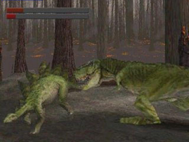 The Lost World: Jurassic Park (Playstation, SEGA Saturn) – Jurassic-Pedia