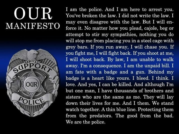 Quotes About Police Department 43 Quotes