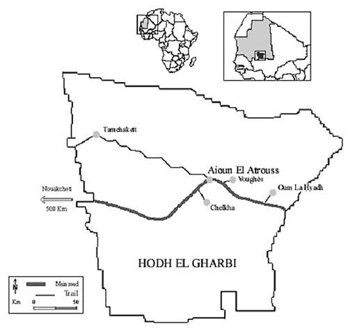 Image Result For Dakar Senegal Map