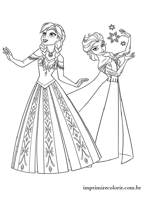 Minecraft Elsa I Anna Bukalah T