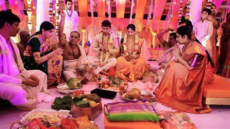 {Vasanth   Rishitha}   A traditional telugu wedding   YouTube
