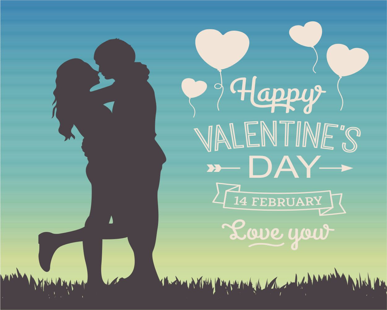 forget happy valentines day - HD1251×1001