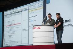 John Ceccarelli and Mark Reinhold, Java Technical Keynote, JavaOne 2013 San Francisco