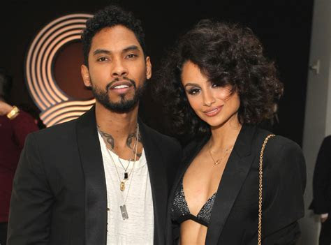 Miguel and Nazanin Mandi are engaged   TheLiveFeeds.com