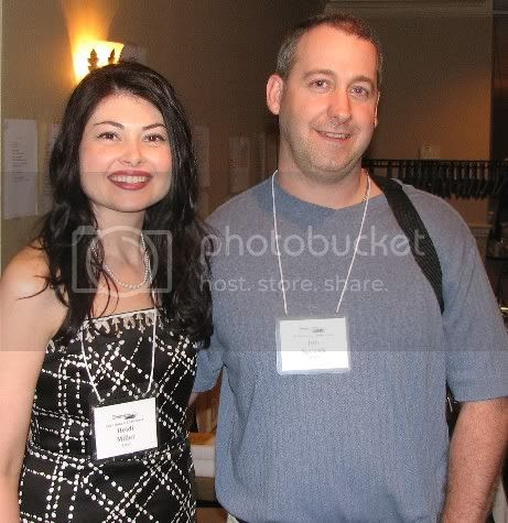 2010 Pennwriters_Heidi and Jon