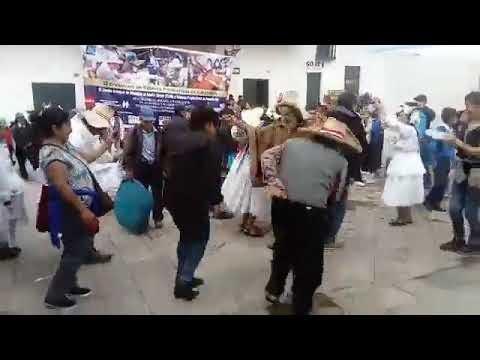 Danza las pallas de Cajabamba