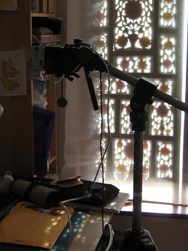 camera set-up