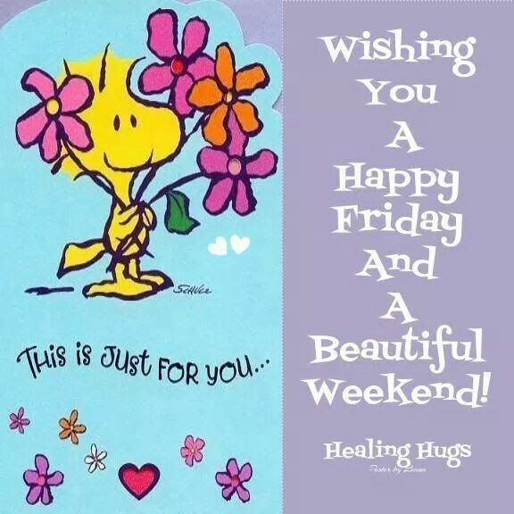 Wishing You A Happy Friday Pictures Photos And Images For Facebook