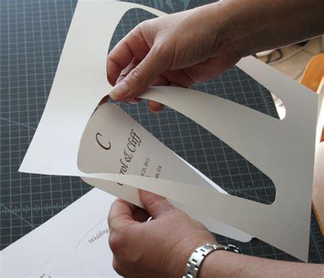 Cherish Paperie: DIY Wedding Invitations, DIY Fan wedding