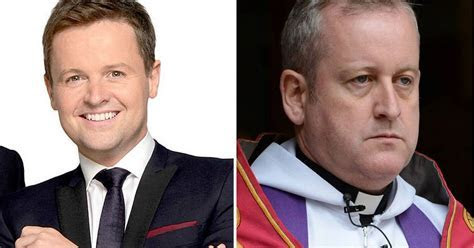 Declan Donnelly's wedding will be keeping it in the family