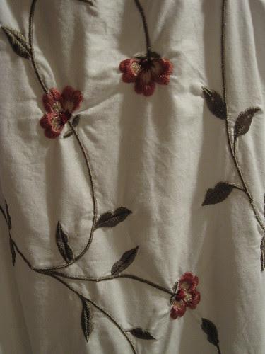 Shower Curtain Pattern