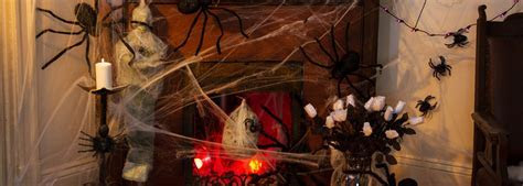 Halloween Spiders   Fake Cobwebs   Party Delights