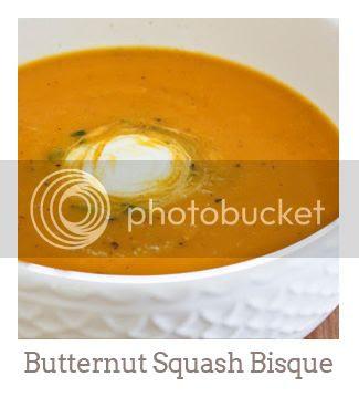 """Butternut Squash Bisque"""