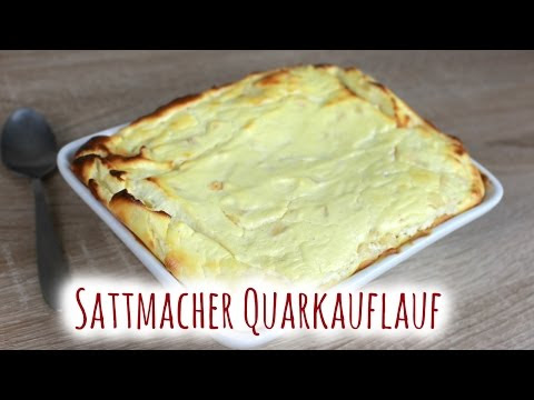 Mitchie's Sattmacher Quarkauflauf nach Weight Watchers® Rezept