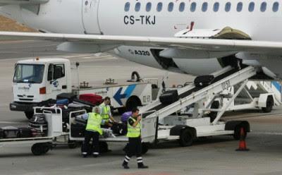 Groundforce, 366 trabalhadores foram despedidos por e-mail - Foto de Homem de Gouveia/Lusa (arquivo)