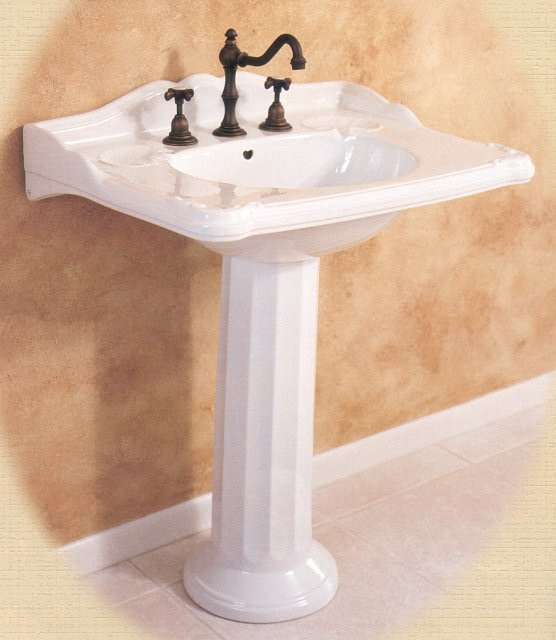Bathroom Pedestal Sink - Bathroom Sink Vanities