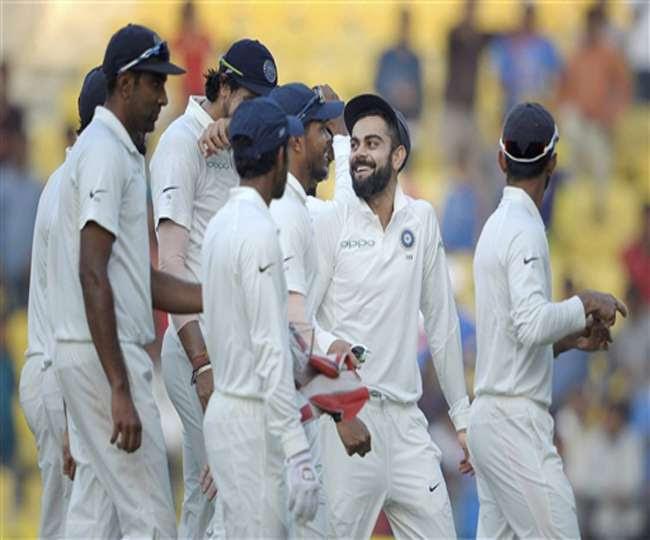 भारत ने पारी और 239 रनों से जीता नागपुर टेस्ट, श्रीलंका पर दर्ज़़ की सबसे बड़ी जीत