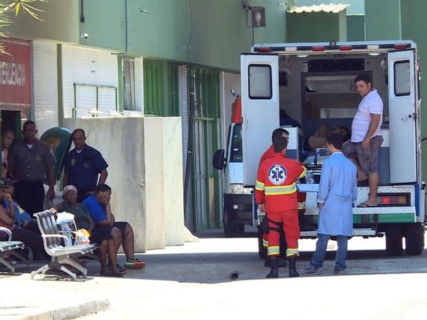 GNews - Crise na saúde do RJ (Foto: GloboNews)
