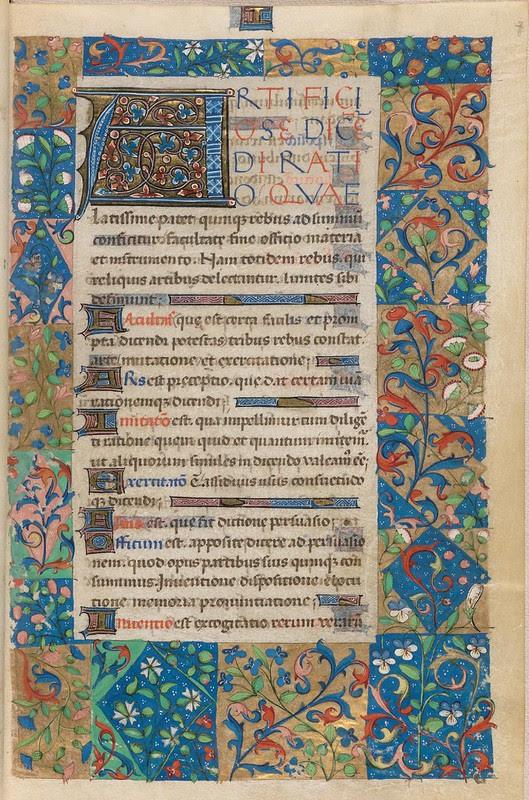 9r - Cod. Bodmer 176 (Rhetorica - 1471)