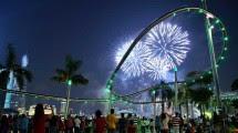 Ilustrasi Tahun Baru di Ancol (Foto: Tempo)
