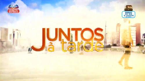 Juntos À Tarde - genérico estreia