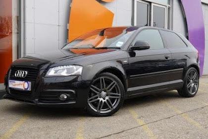 Audi A3 Black Edition 2010 For Sale