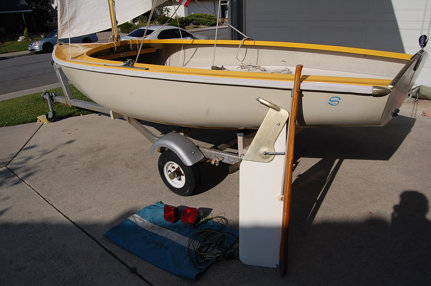 2014 FOR SALE: 1960's Lido 14 with Trailer