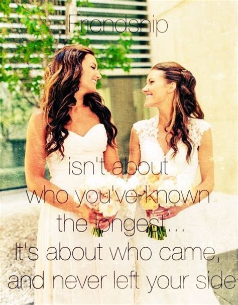 Best friend wedding day quote   Quotes   Pinterest   You