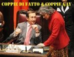 Paola-Concia-e-Gianfranco-Fini-una-coppia-di-fatto-di-merda