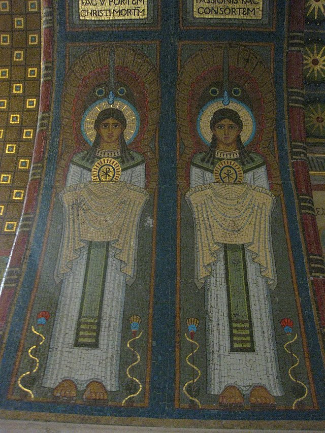 Monte Cassino Crypt Mosaics 08.jpg