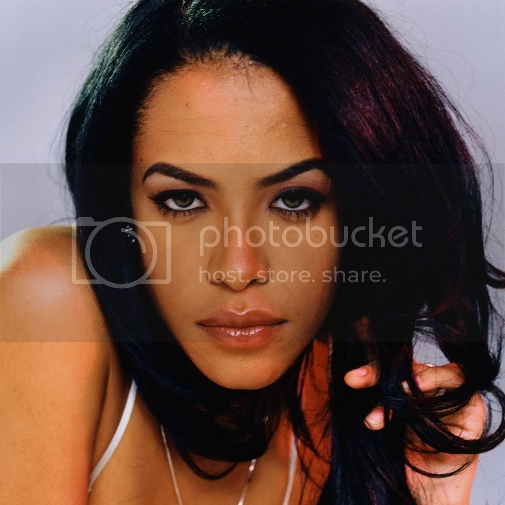 Remembering Aaliyah after 12 years...