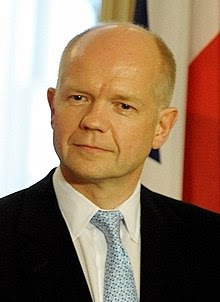 William Hague, en 2010.