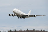 Boeing Delivers First 747-8 Intercontinental VIP Airplane - Feb 28 ...
