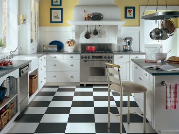 Wie Sie den richtigen Küchenboden professionell aussuchen?