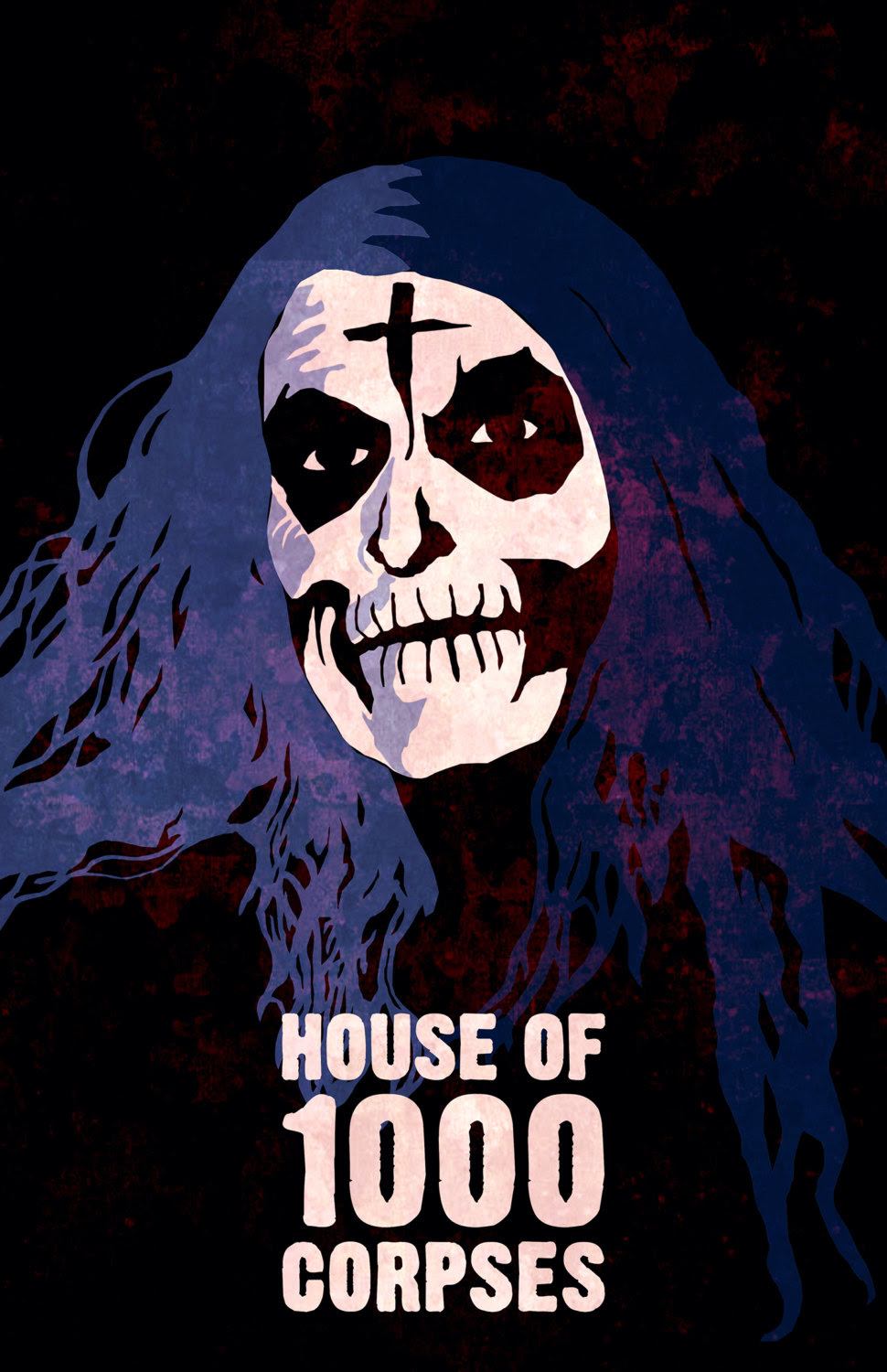 House Of 1000 Corpses Rob Zombie Horror Movie Cult Limited