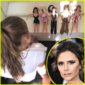 Victoria Beckham's Daughter Has Discovered the Spice Girls!