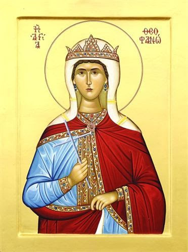 ST. THEOPHANO, The Holy Empress