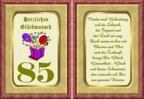 Sprüche 85 Geburtstag Oma Localnet Violalalacole Site