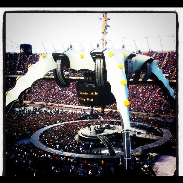 U2 awesomeness