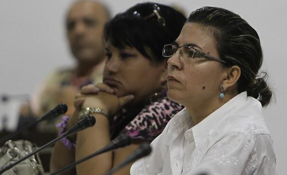 Kenia Serrano, presidenta del Instituto Cubano de Amistad con los Pueblos. Foto: Ladyrene Pérez/ Cubadebate.